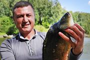 Фестиваль семейной рыбалки с Радио «Комсомольская правда»