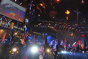 В Севастополе открылось трехдневное байк-шоу «Кузница Победы», организованное мотоклубом «Ночные Волки»