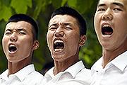 Китайцы готовятся отметить 70-летие окончания Второй мировой войны грандиозным парадом