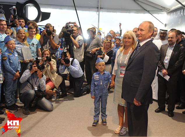 В Жуковском открылся МАКС-2015