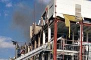 При взрыве на маслозаводе  в Балакове пострадали семь человек