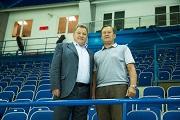 «Нефтехимик» открыл новый сезон КХЛ победой