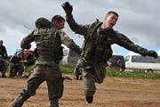 В шести регионах России прошли масштабные армейские учения