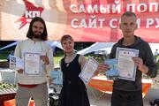 Читатели сайта KP.RU на фестивале «Здоровая Москва» выиграли поездку в Турцию
