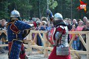 Фестиваль исторической реконструкции «Княжий двор» в Новосибирске