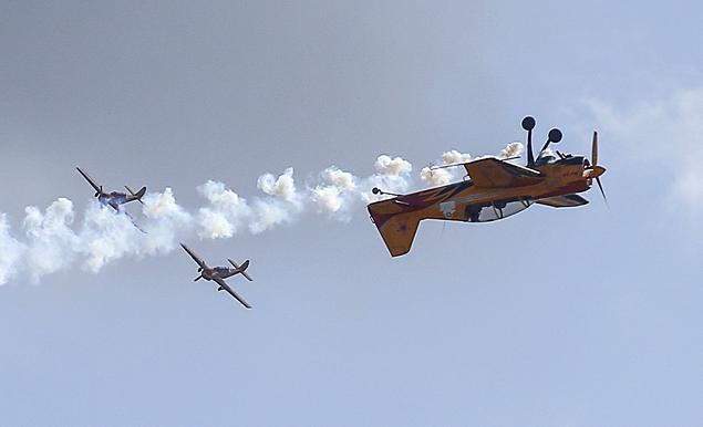 В подмосковном Жуковском завершился авиасалон МАКС-2015