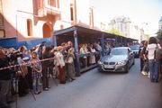 В защиту Мефистофеля на Лахтинскую улицу вышло 500 человек