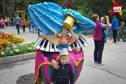 Новосибирский зоопарк отметил свой день рождения