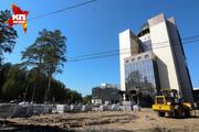 В Новосибирске кот по кличке Ништяк открыл новый корпус НГУ