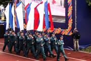 В столице состоялся открытый Чемпионат города Москвы по боевому развертыванию