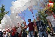 В Ставрополе прошла акция памяти жертв Беслана
