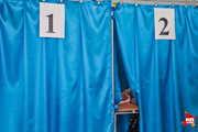 Воронежцы выбирали депутатов городской и областной Дум