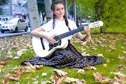 В Волгограде стоит аномально теплая осень