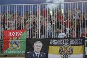 Футболисты армавирского «Торпедо» проиграли московскому «Локомотиву»