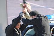 В Лужниках прошел спортивный парад московской полиции