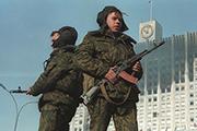 Трагические события Октября 93 года глазами нашего фотокорреспондента Владимира Веленгурина