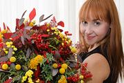 В Волжском проходит Международный фестиваль флористов