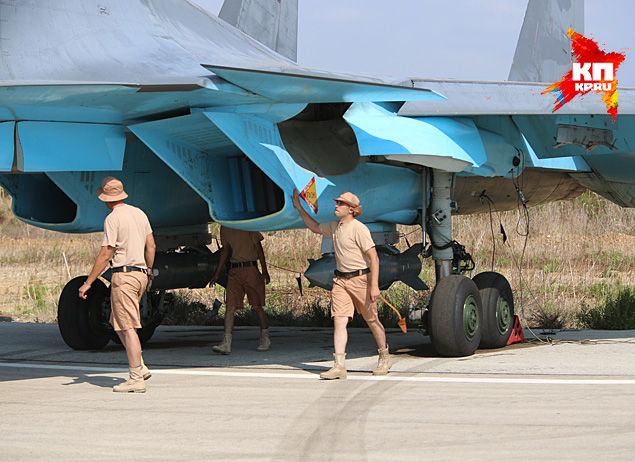 Russian military intervention and aid to Syria #2 - Page 2 2649501
