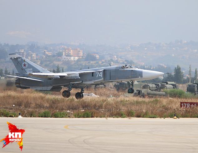 Фоторепортаж спецкоров «Комсомолки» с российской авиабазы в Сирии