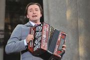 120-летие Сергея Есенина рязанцы отметили вместе с знаменитым тезкой поэта