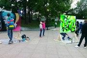 Арт-проект «Витражи» порадовал владивостокскую публику