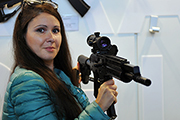 В России открылась выставка «День инноваций Министерства обороны РФ — 2015»