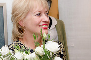 В Волгограде открылась выставка Елены Орловой «Ультрамарин в границах дозволенного»
