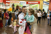 Пятые соревнования «Карапузы, на старт!» в Саратове