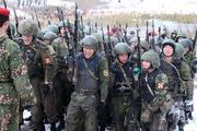 В Новосибирской области прошел экзамен на право ношения крапового берета