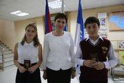 Вручение паспортов юным геленджичанам
