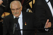 Никита Михалков отметил юбилей концертом в Доме Музыки