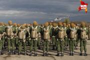 Ставропольские призывники готовятся к службе в ВДВ