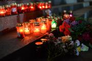 Москва почтила память жертв авиакатастрофы на Синайском полуострове