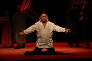 В Драмтеатре прошла премьера спектакля «На стыке времен» по стихам Евгения Евтушенко