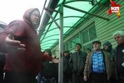 В Ставрополе дальнобойщики протестовали против введения платы за проезд по федеральным дорогам