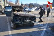 Акция «Последняя парковка» в Новосибирске