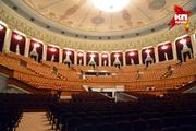В Новосибирске журналистам показали обновленный Оперный театр