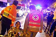 Париж подвергся спланированной атаке исламских террористов