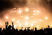 Концерт группы «Би-2» в Саратове в ЛДС «Кристалл»