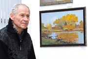 В Волгограде открылась персональная выставка Бориса Чепкасова