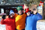 Праздник встречи зимы в парке «У моря Обского»