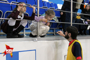 В Новосибирске прошел турнир по футболу среди епархий Русской православной церкви