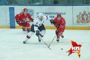 "Матч КХЛ: ""Автомобилист"" 4-3 ""Слован"" (Братислава)"