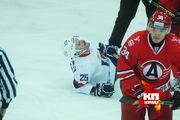 Матч КХЛ: «Автомобилист» 4-3 «Слован» (Братислава)