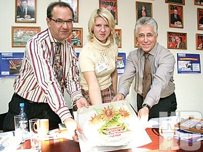 Победители - команда «Рублевка»