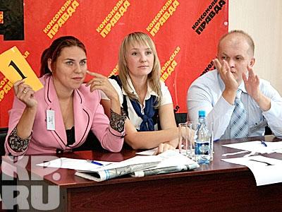 Команда «Активисты»
