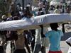 Централизованных пунктов раздачи гуманитарной помощи