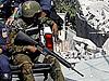 В десятке здоровенных джипов для российских журналистов места не нашлось