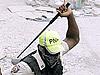 Гаитянские полицейские с мародерами не церемонятся