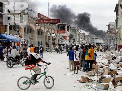 ООН не верит в массовые беспорядки на Гаити